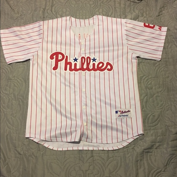 competitive price c2bcd 63a3d Phillies Ryan Howard Authentic Jersey